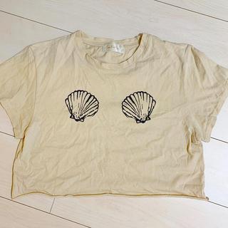 シールームリン(SeaRoomlynn)のシールームリン シェル Tシャツ(Tシャツ(半袖/袖なし))