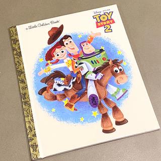 トイ・ストーリー - 【新入荷!】ディズニー洋書 英語絵本 ストーリーブック トイストーリー2