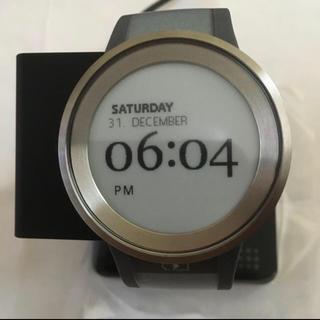 ソニー(SONY)の  [ソニー] Sony 腕時計 FES Watch U  FES-WA1(腕時計(デジタル))