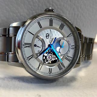ORIENT - オリエントスター ムーンフェイズ 自動巻 自動巻き メンズ 腕時計 時計