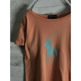 Ralph Lauren - ラルフローレン Tシャツ ビックロゴ 160