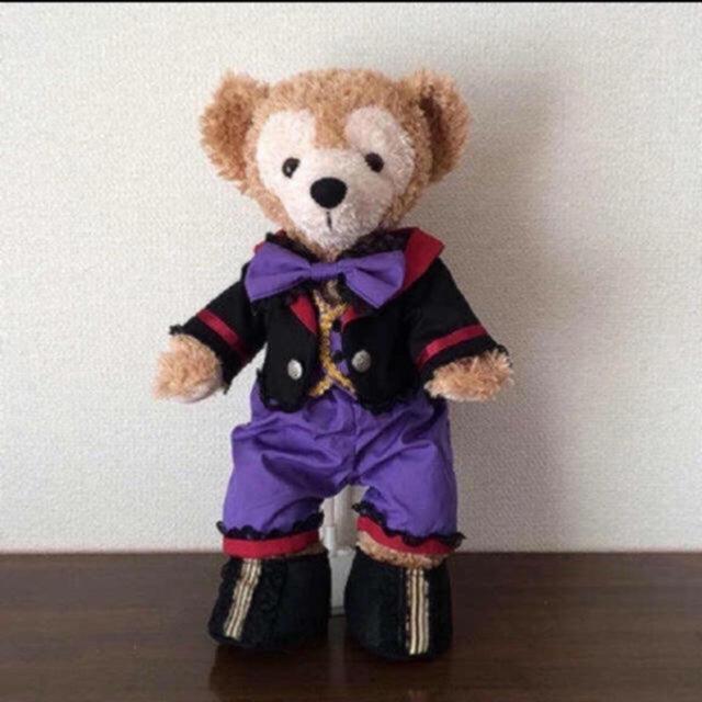 ダッフィー(ダッフィー)のダッフィー コスチューム エンタメ/ホビーのおもちゃ/ぬいぐるみ(キャラクターグッズ)の商品写真