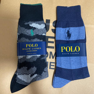 POLO RALPH LAUREN - ラルフローレン♡メンズ♡靴下
