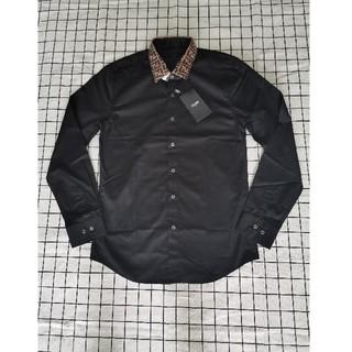 FENDI - フェンデイFendi シャツ メンズ ブラック