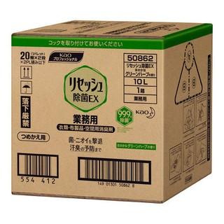 カオウ(花王)のリセッシュ除菌EX10L(日用品/生活雑貨)