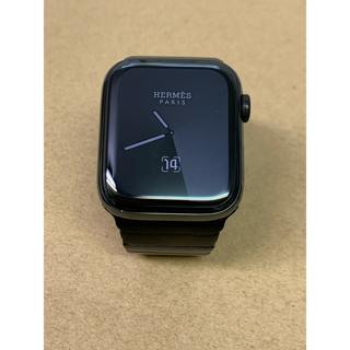 アップルウォッチ(Apple Watch)のApple Watch HERMES5 40㎜ BLACK(腕時計(デジタル))
