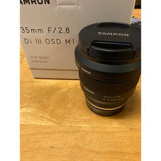 TAMRON - TAMRON 35mm F2.8 DI III OSD M1:2(F053SE)