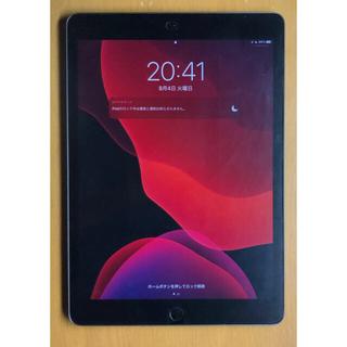 iPad - iPad 第7世代 スペースグレー 32GB
