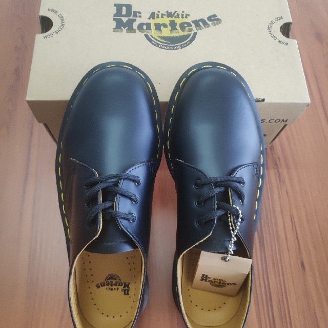 Dr.Martens(ドクターマーチン)のUK6❤大人気❤Dr.Martensドクターマーチン 1461  3ホール正規品 メンズの靴/シューズ(ブーツ)の商品写真