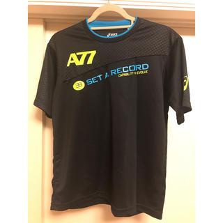 アシックス(asics)のASICS A77 Tシャツ Mサイズ(その他)