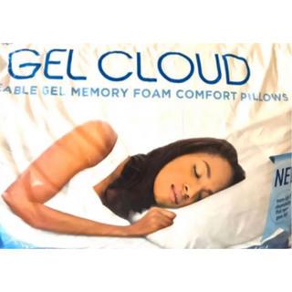 コストコ(コストコ)のいいねブロック 値下不可 新品 コストコ GELCLOUD 低反発チップ枕(枕)
