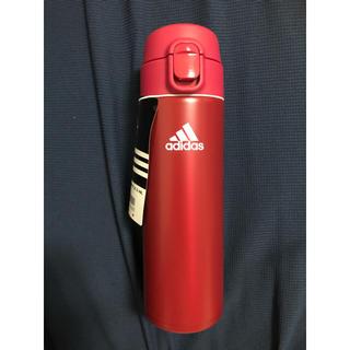 アディダス(adidas)の【新品未使用】アディダス ステンレスボトル  真空マグボトル(タンブラー)