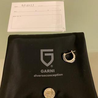 GARNI - ガルニ ピアス 新品