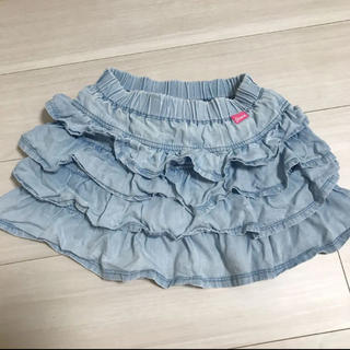 JENNI - JENNI♡フリルデニムスカート