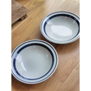 ベルチャイナ ノーブルストーン日本製ストーンウェア スープ皿2点(食器)