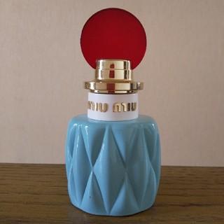ミュウミュウ(miumiu)のmiumiu ミュウミュウ オードパルファム 30ml(香水(女性用))