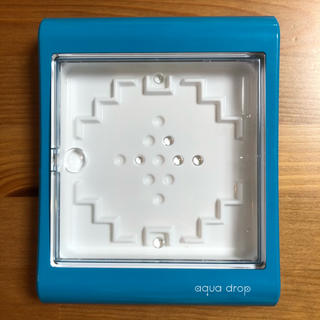 バンダイ(BANDAI)のバンダイ アクアドロップ 01.クボミ 迷路 パズル エコ 暇つぶし(知育玩具)