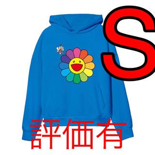 PANGAIA×村上隆 Flower Hoodie パーカー S