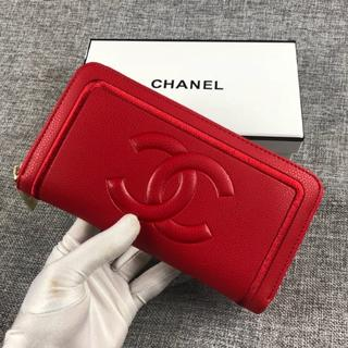 CHANEL - 綺麗美品 高品質+長財布CHANEL 財布