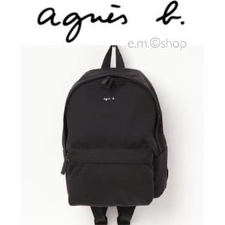 agnes b. - 【新品、タグ付】agnes b. アニエスベー ナイロン リュック
