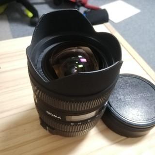 PENTAX - SIGMA 8-16mm F4.5-5.6 HSM