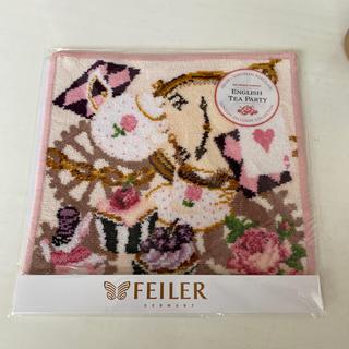 FEILER - フェイラー🌟イングリッシュティーパーティーハンカチ①