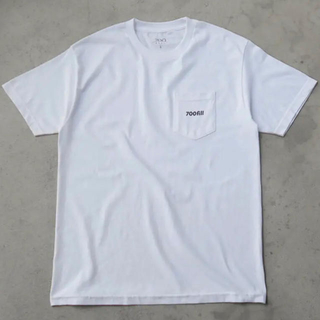 1LDK SELECT - 700 FILL Small Payment Logo Pocket Tee