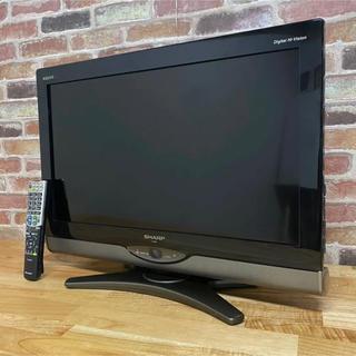 アクオス(AQUOS)のSHARP AQUOS 26V型 液晶テレビ LC-26DE7 ハイビジョン(テレビ)