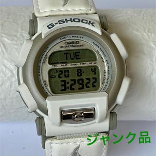 ジーショック(G-SHOCK)の[ジャンク品]カシオ G-SHOCK DW-003RB-7T 白 メンズ 腕時計(腕時計(デジタル))
