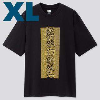 ユニクロ(UNIQLO)のXL UNIQLO Joy Division Tシャツ ブラック(Tシャツ/カットソー(半袖/袖なし))