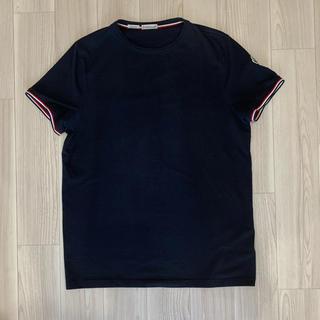 モンクレール(MONCLER)の[新品同様]モンクレール Tシャツ トリコロール(Tシャツ/カットソー(半袖/袖なし))