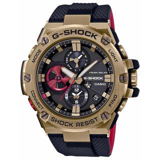 ジーショック(G-SHOCK)のカシオ ジーショック GST-B100RH-1AJR 八村塁シグネチャーモデル(腕時計(デジタル))
