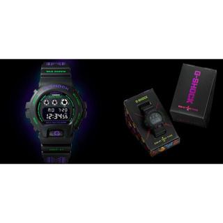 ジーショック(G-SHOCK)のエヴァンゲリオン G-SHOCK DW-6900 新品(腕時計(デジタル))