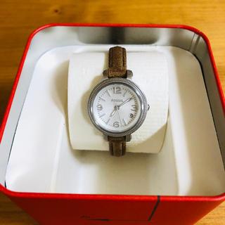 フォッシル(FOSSIL)のfossil 腕時計 (レディース)(腕時計)