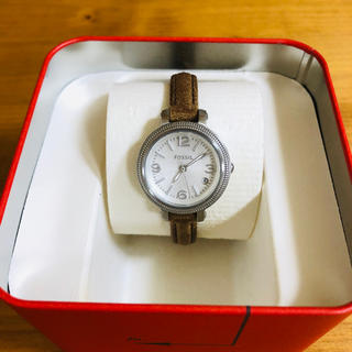FOSSIL - fossil 腕時計 (レディース)