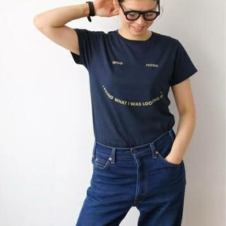 DEUXIEME CLASSE - 新品タグ付 ドゥーズィ【CALUX/キャラクス】 WOO HOO !! Tシャツ
