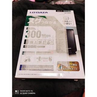 アイオーデータ(IODATA)のI・O DATA WN-G300R3(PC周辺機器)
