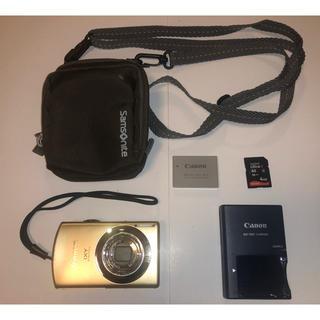 キヤノン(Canon)のCanon IXY DIGITAL 920 IS(コンパクトデジタルカメラ)