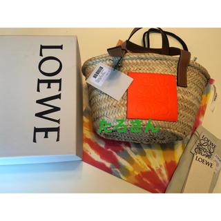 ロエベ(LOEWE)の新品未使用 ロエベ カゴバッグ  Sサイズ Loewe バスケットバッグ(かごバッグ/ストローバッグ)