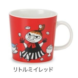 リトルミー(Little Me)の【新品】ARABIA リトルミィ マグカップ 300ml(グラス/カップ)