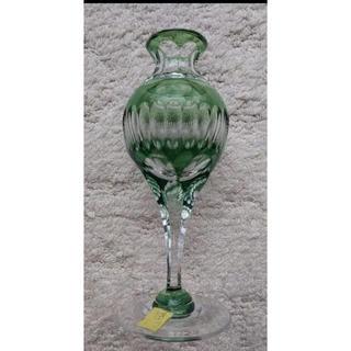 バカラ(Baccarat)のカガミクリスタル 一輪挿し(花瓶)