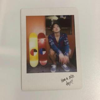 アイコン(iKON)のバビ コニサマ BOBBY トレカ チェキ(アイドルグッズ)