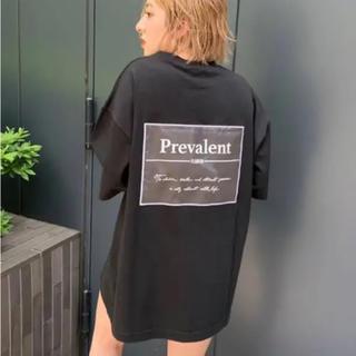 アンビー(ENVYM)のENVYM(Tシャツ(半袖/袖なし))