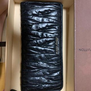 miumiu - ミュウミュウ財布