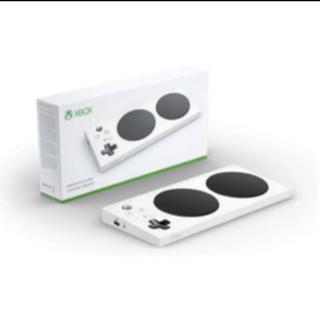 マイクロソフト(Microsoft)のXbox アダプティブ コントローラー  Adaptive Controller(その他)