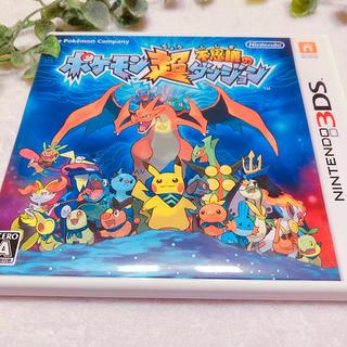 ニンテンドー3DS - 3DS ポケモン超不思議のダンジョン