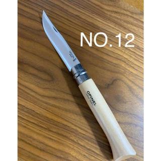 オピネル(OPINEL)のオピネル OPINEL ステンレススチールナイフ #12 (調理器具)