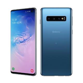 Galaxy - 新品未使用 Galaxy S10 プリズムブルー Garaxy