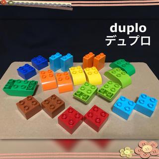 Lego - デュプロ 基本ブロック 拡張用 バラエティー ブロックセット