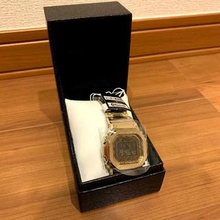 カシオ(CASIO)のCASIO G-SHOCK GMW-B5000GD-9JF 国内正規品 未使用品(腕時計(デジタル))